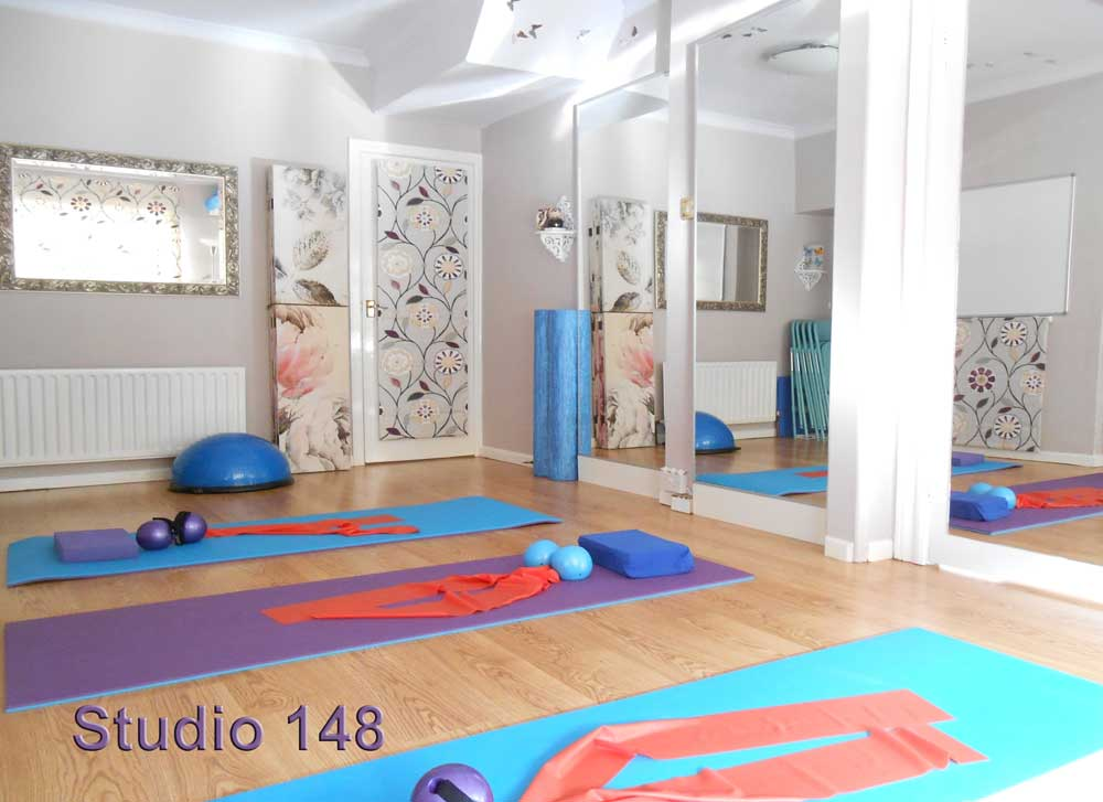 inside Studio 148